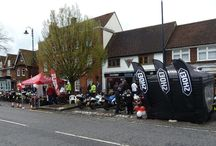 Motorcycle Cafes and Venues