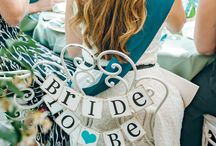 FForever Bridal Showers / Ideas and inspiration for a bridal shower