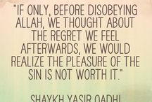 Islamic quotes.