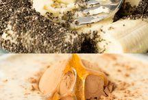 oatmeal & chia puding recipes