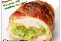 Low Carb Dinner Chicken / Low Carb Dinner Chicken