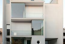 Mooie architectuur / Mooie bouwstijlen, bijzondere constructies, kunst in architectuur