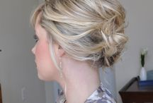 hair styles / by Amy Weist