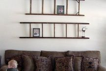 Rustic Home Stuff / by Andee Casey-Steciw