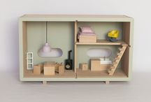 Maison de poupée design et originale