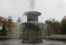 Petrodvorets, Park Museum, Lower Park, Fountaines