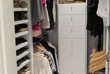 Dressing Room and Closet Design / Closet and Dressing room design and closet organization storage solutions from Dresner Design in Chicago, IL.