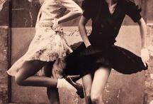 danceuses retro