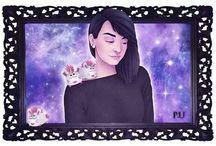 PrettyUnicorn / Image , accessoires , bref exclusivement tout sur la youtubeuse PrettyUnicorn , au passage allez vous abonnez à ça chaîne