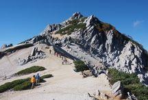 燕岳(北アルプス)登山 / 燕岳の絶景ポイント 北アルプス登山ルートガイド。Japan Alps mountain climbing route guide