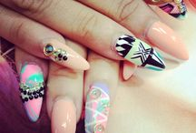 Nails  / by Rebecca Auzenne