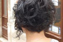 Hair / Building up to a hair cut...