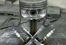 Motor decoración