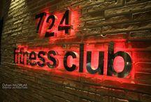 fitness club / fitness club
