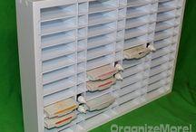 Storage Ideas!!