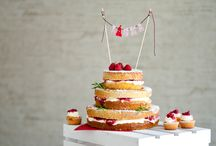 Naked cakes / ..made with love♥..
