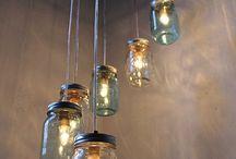 mason jars! / by Amber Daugherty