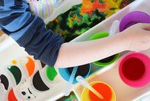 Colour mixing activity