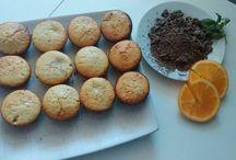 Muffiny do zamówienia / Pyszne domowe Muffinki w różnych smakach, słodkich i wytrawnych z dowozem do domu :)