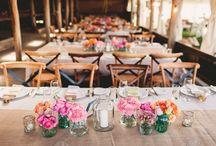 Wedding Receptions / Sitdown wedding reception designs