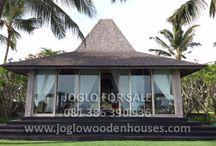 Rumah Joglo Jawanese House