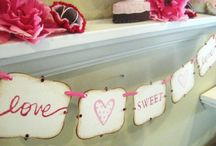 Love is in the air! / by LeVita Marshall