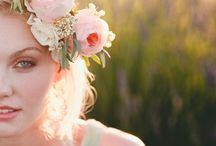 Bridal Beauty / Wedding Makeup and hair looks we're swooning over