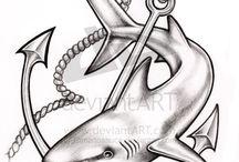 Shark tatus