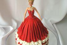 Princess&Castle Cake