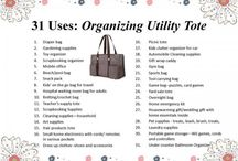 My Thirty-One ideas/products