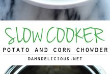 Slow Cooker / by Amanda Boone