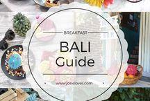 Autumn trip to BALI