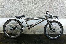Gravity bikes