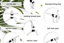 Sequências em yoga