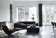 Woonkamer / woonkamer ideeen / by Rob Van de Voort