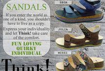 Ladies Comfortable Sandals
