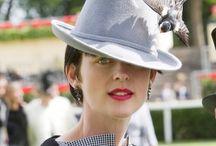 Chapéus de mulher...