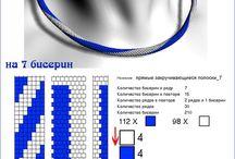 schematy sznuru na 7
