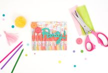 Crafty Must-Haves / Must have items for crafting and scrapbooking!