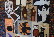 Quilt Ideas Halloween
