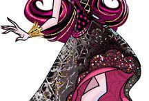 Do památníku Monster High
