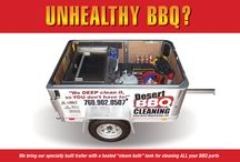 BBQ / All things BBQ: cleaning, upkeep