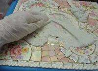 mozaika technika