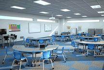 Test classroom