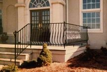 Gift Ideas / How about a gift for Mother's Day, Father's Day, a wedding, or anniversary that will last a lifetime? Get inspired. From handmade, wrought iron furniture and decor to the safety, security, and beauty that custom ironwork railings or fencing brings to any home or business, call or email us today for a FREE estimate. worthiron.com