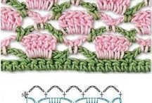 crochet stitches & help / by Kelly Thompson