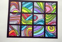 Hundertwasser - Motive