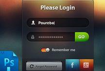 UX | login