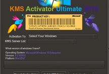 KMS Activator for Windows all edition