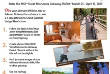 MSP Great Minnesota Getaway Pinfest